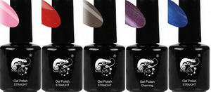 5 COLOR SMALTO GEL (15 ml)